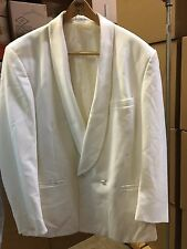 LORD WEST NY & DYNASTY MEN'S IVORY/SAND  FORMAL JACKET -  CHILDREN & ADULTS