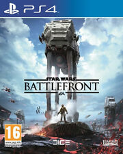 STAR WARS BATTLEFRONT  - PLAYSTATION 4 (PS4) BRAND NEW & SEALED IN STOCK