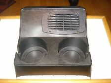 Workman CB / Ham Radio Hump Mount With Speaker and Cup Holders
