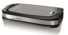 Oster CKSTGR3007-ECO DuraCeramic Reversible Grill and Griddle (Stainless Steel)