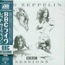 Led Zeppelin - BBC Sessions (CD, Dec-2003, Atlantic (Label)) JAPAN NEW
