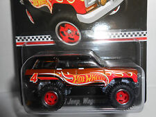 Hot Wheels 2014 K Mart Mail In '88 Jeep Wagoneer w/Protecto Pack