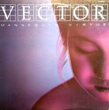 VECTOR LP MANNEQUIN VIRTUE 1983