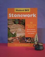 A & G Bridgewater: Stonework - 15 step-by-step projects/DIY/garden features