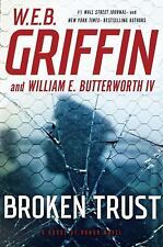 Badge of Honor: Broken Trust 13 by William E. Butterworth and W. E. B....