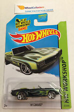 '69 Camaro * Black Toys R Us Only * 2014 Hot Wheels * Z53