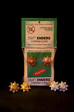 Draft Enders Curtain Clips