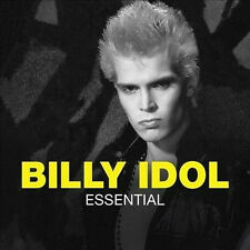 BILLY IDOL (ESSENTIAL - GREATEST HITS CD SEALED + FREE POST)