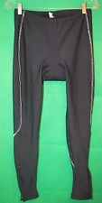 Women's PERFORMANCE Cycling Pro Athletic Compression Leggings Pants Size Large