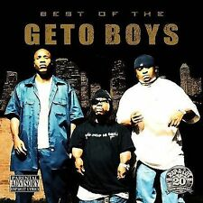 The Best of Geto Boys & Scarface [PA] by Scarface/Geto Boys (CD, Jun-2008,...
