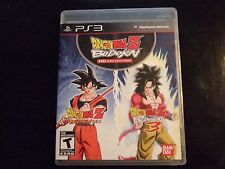 Replacement Case (NO GAME) DRAGONBALL Z BUDOKAI HD COLLECTION  PLAYSTATION 3 PS3