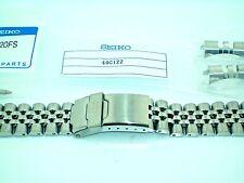 SEIKO SKX175 STAINLESS STEEL JUBILEE 22mm BRACELET-44G1ZZ/(2) C220FS SPRING BARS