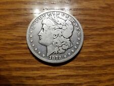 1878 CC Morgan Dollar