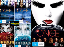 Once Upon A Time Series - COMPLETE Season 1 2 3 4 & 5 : NEW DVD