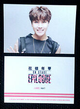 BTS - J-Hope - Photocard Epilogue n°4