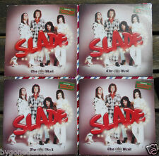 4 copies of Slade 10 Track promo cd Daily Mail Merry Christmas Everybody