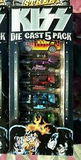 KISS 6 sets of 5 racing champions cars  NEW unopened
