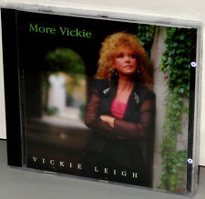 VTL VITAL Audiophile CD VTL 018: Vickie Leigh - MORE VICKIE - OOP 1992 USA SS