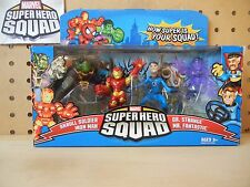 Marvel Super Hero Squad Not Released in USA: SECRET INVASION BEGINS w Dr Strange