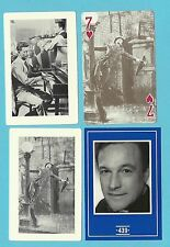 Gene Kelly Fab Card LOT American dancer actor singer director choreographer A