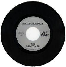 """THE RELATIVES  """"CAN'T FEEL NOTHIN' c/w NO MAN IS AN ISLAND""""  SOUL/FUNK   LISTEN!"""