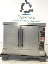 Wolf Stainless Natural Gas Commercial Convection Oven-Works-Warranty-Affordable