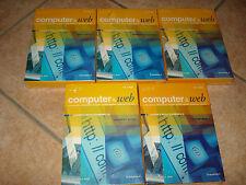 5 USCITE EXTRA IN 10 CD-ROM + 5 BOOK COMPUTER E & WEB LAVORO E STRUMENTI