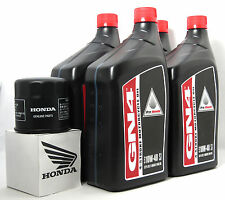 2004 HONDA VT1100C2 SHADOW SABRE OIL CHANGE KIT
