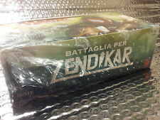 ITALIAN Magic MTG Battle for Zendikar BFZ Sealed Booster Pack Box the Gathering