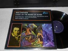 JOSEF BLOSER Beethoven Christ On the Mount of Olives TURNABOUT ORIG STEREO LP NM