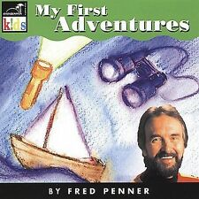FREE US SHIP. on ANY 2 CDs! NEW CD Fred Penner: My First Adventures