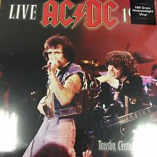 AC/DC - Live At Towson Center Maryland October 16th 1979 - 2 X Vinyl Lp - NEW