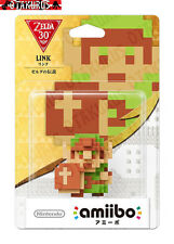 Pixel Link Amiibo Zelda 30th Anniversary Wii U & New 3DS Japan