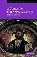COMPANION TO THE NEW TESTAMENT [9780521782975] - A. E. HARVEY (HARDCOVER) NEW