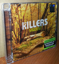 The Killers - Sawdust (2007) CD