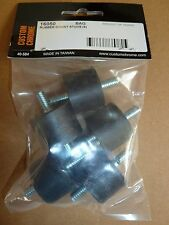 pack of 5 battery box, oil tank mount rubbers Harley-Davidson sportster models