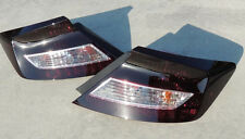 CUSTOM! 12-14 Honda Civic 2DR Smoked Tail Lights OE Non LED Black Tinted Painted