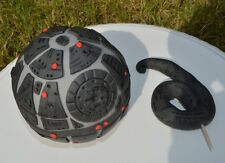 3D HANDMADE STAR WARS OR ANGRY BIRDS DEATH STAR CAKE TOPPER
