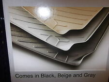 BMW X5 E70 Series Rear Cargo Liner Beige All Weather W/O 3rd seat 2007-2013 OEM