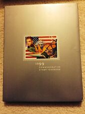 1999 USA USPS Stamp Collection Sealed Complete Year Book $39.95 Set MNH