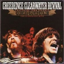 "CREEDENCE CLEARWATER REVIVAL ""CHRONICLE..."" CD NEUWARE"