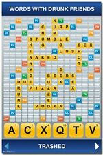 WORDS WITH DRUNK FRIENDS NEW PRINT POSTER 22 X 34 Box 5