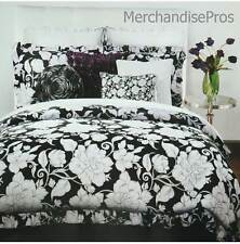 6 PC BELLA LUX LUXURY FLORAL COMFORTER SET  KING  NEW!  106x94