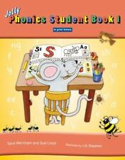 Jolly Phonics Student Book 1 (US Print Letters) : In North American English...