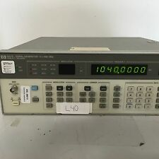 HP Agilent 8657A Signal Generator 0.1 - 1040MHz - Tested Fast Shipping
