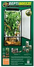Zoo Med ReptiBreeze Open Air Screen Cage, Reptiles X Large 24 x 24 x 48-Inches