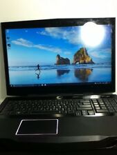 P11E Alienware M17xr4 Laptop i7, 2.30ghz, 8gb ram, 500gb hard drive -free ship