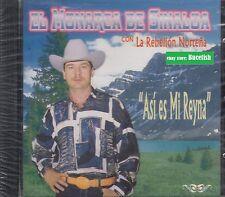 El Monarca De Sinaloa Asi Es Mi Reyna CD New Nuevo Sealed