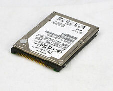 "40gb 2,5"" (6,35 cm) de disco duro HDD Hitachi hts424040m9at00 IDE pata #078"
