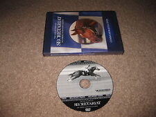 The Life & Times of Secretariat American Racing Horse Legend Commemorative DVD